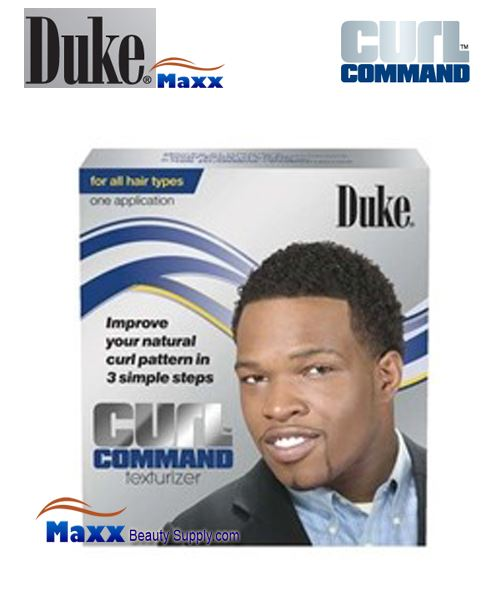 Duke Curl Command Texturizer Kit - 1 Application