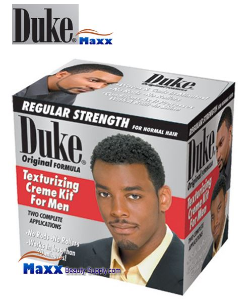 Duke Texturizing Creme Kit for Men 1 Application - Regular