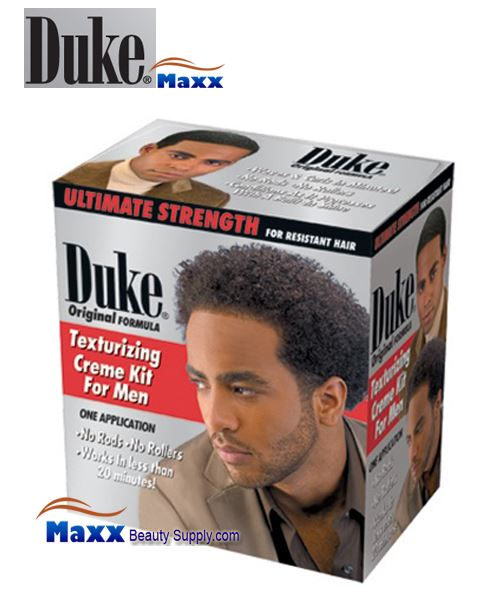 Duke Texturizing Creme Kit for Men 1 Application - Ultimate