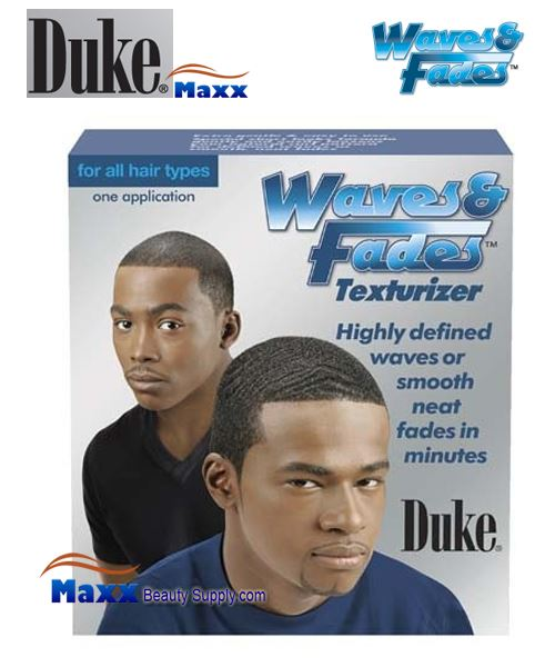 Duke Waves & Fades Texturizer Kit - 1 Application