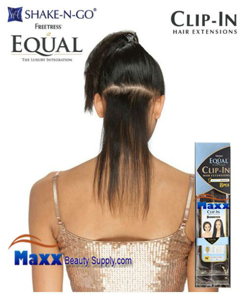 Freetress equal clip in hair extensions 8 pcs 1418 1999 freetress equal clip in hair extensions 8 pcs 1418 pmusecretfo Choice Image