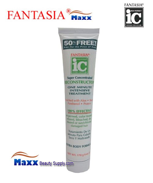 Fantasia IC Reconstructor One Minute Intensive Treatment 6oz - Tube