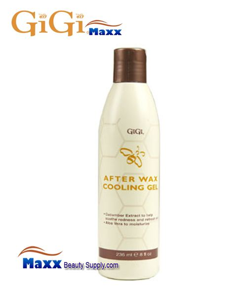GiGi After Wax Cooling Gel 8oz
