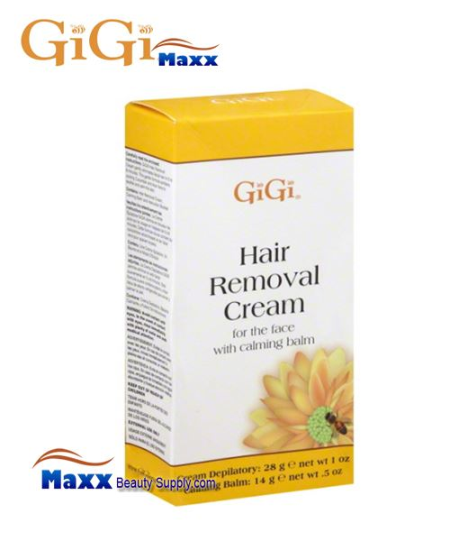 GiGi Hair Removal Cream for the Face 1oz