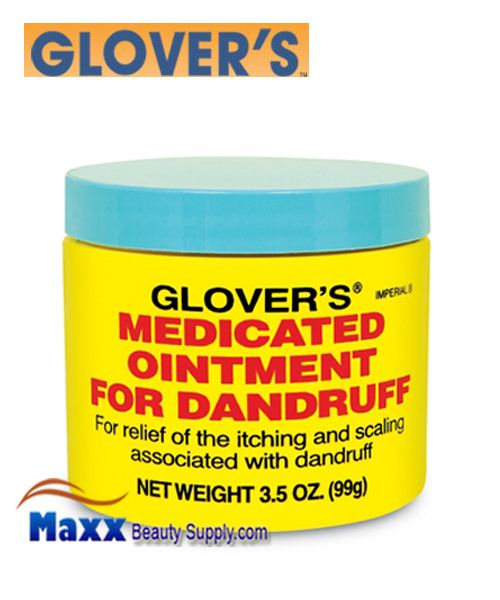 Glovers Medicated Ointment for Dandruff 3.5oz