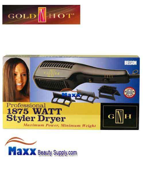 Gold N Hot Ceramic Pressing Comb Newhairstylesformen2014 Com
