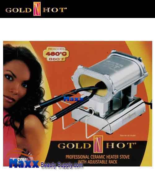 Gold N Hot #GH9209 Professional Ceramic Heater Stove