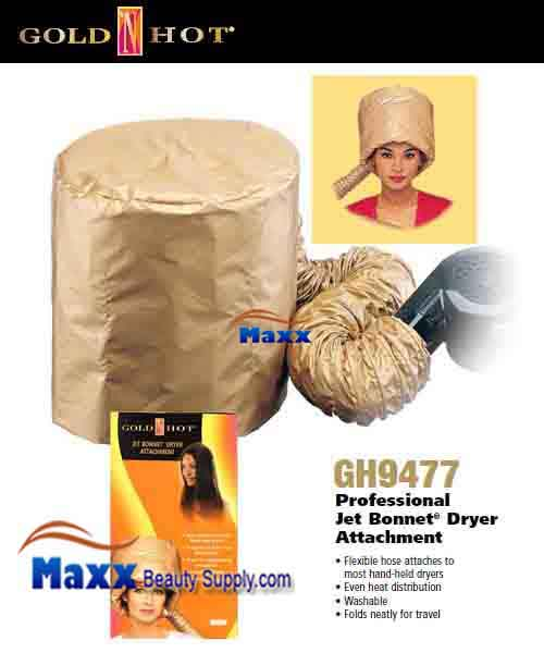 Gold N Hot #GH9477 Jet Bonnet Dryer Attachment