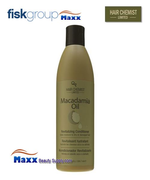 Fisk Hair Chemist Hair Chemist Macadamia Oil Revitalizing Conditioner 10oz