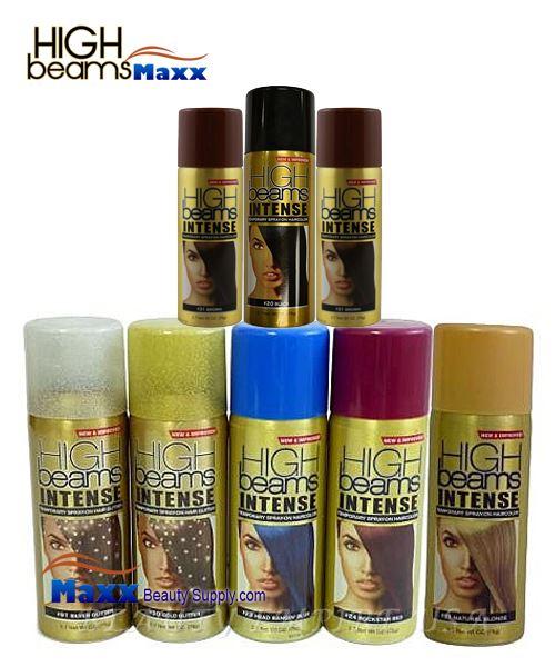 Phenomenal High Beams Intense Temporary Spray On Hair Color 2 7Oz 3 99 Hairstyles For Men Maxibearus