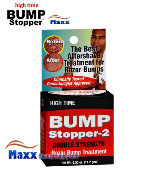 High Time Bump Stopper2 Double Strength Treatment 0.5 oz