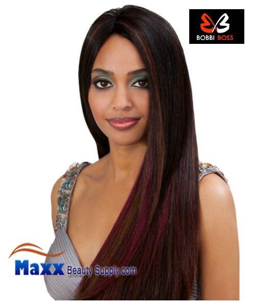 Bobbi Boss Indi Remi Human Hair Braid Natural Yaky Bulk 18