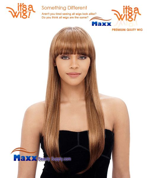 It's a Wig Synthetic Wig Premium Quality Wig - Janice