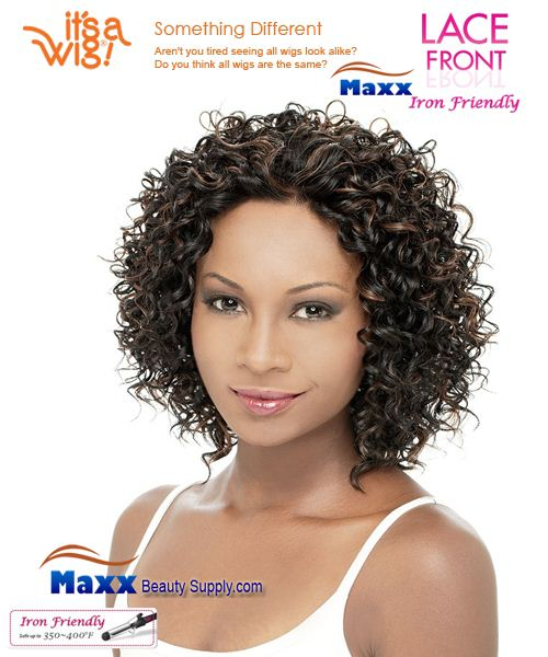 It S A Wig Synthetic Hair Lace Front Wig Brie 35 99