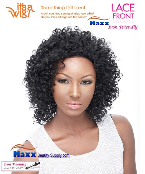 It's a Wig Synthetic Hair Lace Front Wig - Eternity