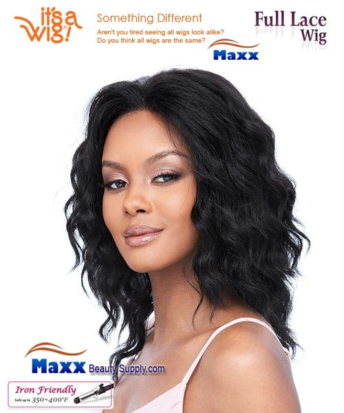 It's a Wig Synthetic Hair Full Lace Wig - Lindsey