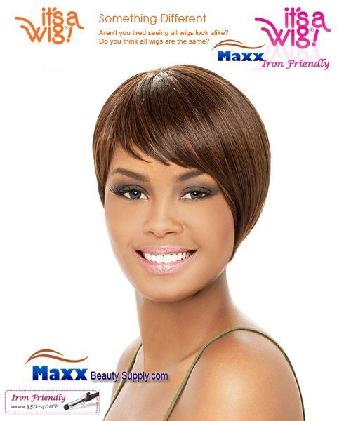 It's a Wig Synthetic Wig Iron Friendly - Missy