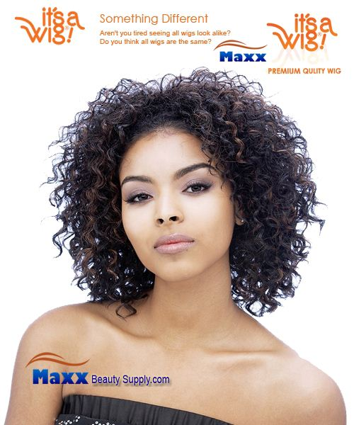 It's a Wig Synthetic Wig Premium Quality Wig - Puffy