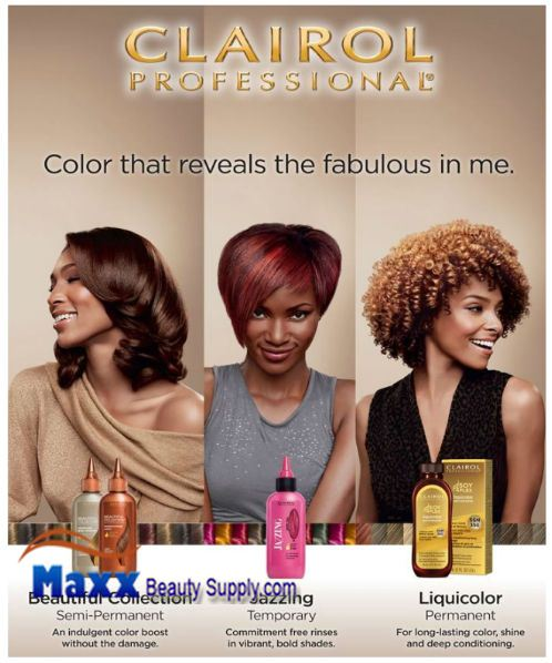 Clairol Jazzing Semi Permanent Hair Color 3oz 499