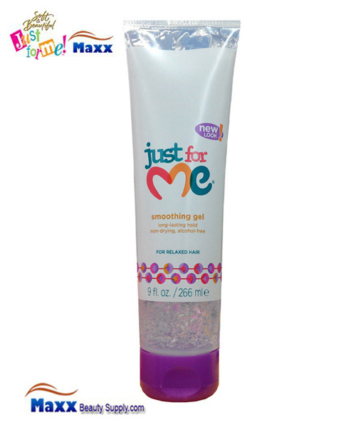 Soft & Beautiful Just for Me Kids Smoothing Gel 9oz Tube