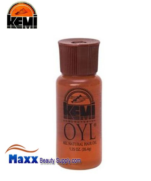 Kemi Oyl All Natural Hair Oil 1.25 Oz