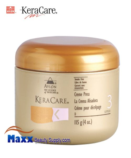 KeraCare Conditioning Creme Hairdress 4oz