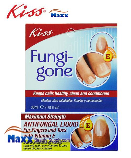 Kiss Fungi-Gone Antifungal Liquid 1oz - IFG01