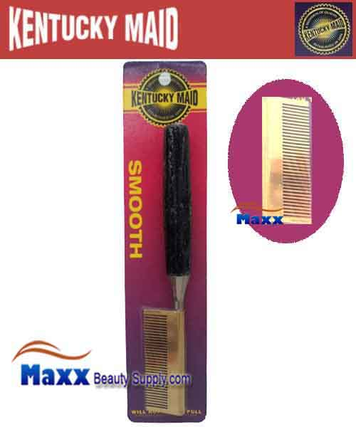 Kentucky Maid #SPKM 31W Smooth Pressing Comb - Light weight straight teeth