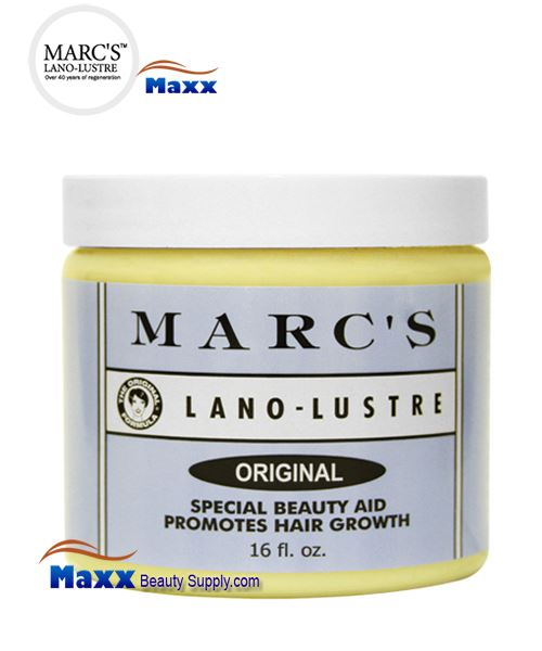 Marc's Lano-Lustre Original 16oz - Jar