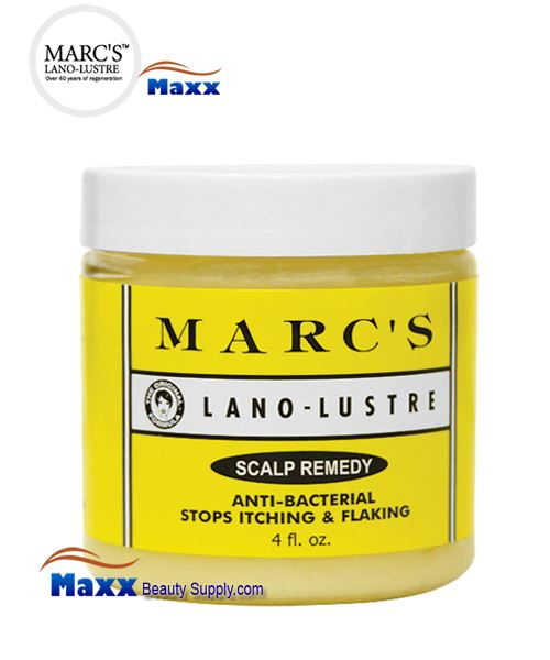 Marc's Lano-Lustre Scalp Remedy 4oz - Jar
