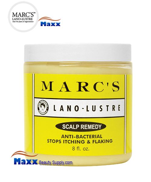 Marc's Lano-Lustre Scalp Remedy 8oz - Jar
