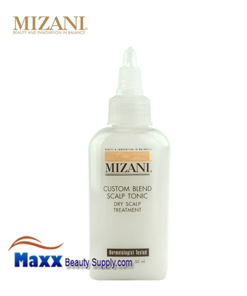 Mizani Custom Blend Scalp Tonic Dry Scalp Treatment 1.7oz