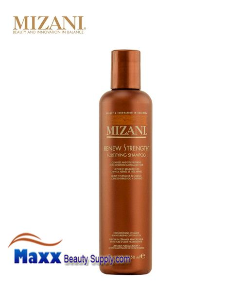 Mizani Renew Strength Fortifying Shampoo 8.5oz
