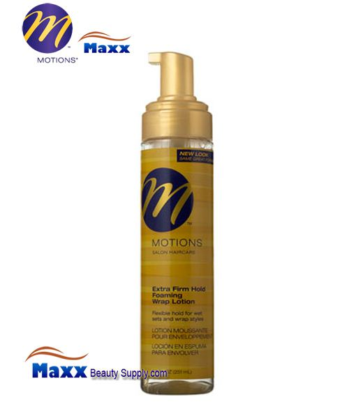 Motions Foaming Wrap Lotion 8.5oz - Extra(Bottle)