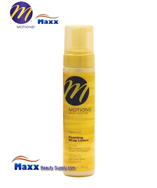 Motions Foaming Wrap Lotion 8.5oz - Regular(Bottle)