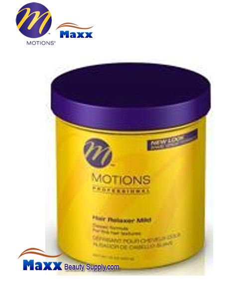 Motions No Base Hair Relaxer 15oz - Mild Jar