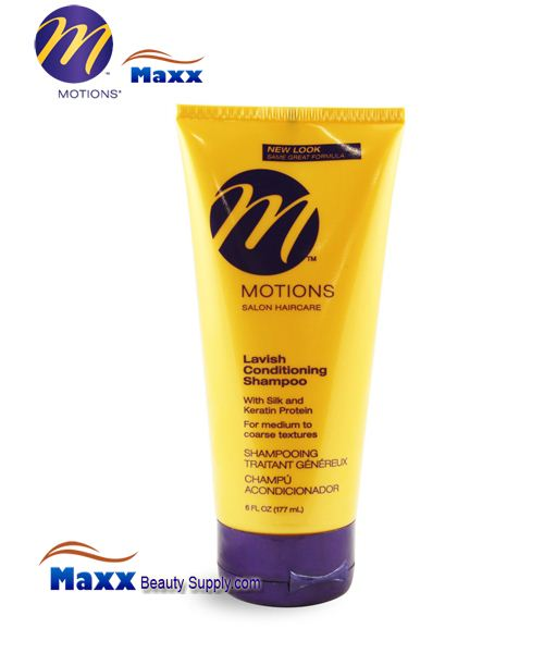 Motions Lavish Conditioning Shampoo 6oz - Tube