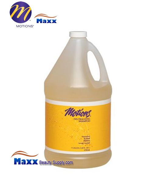 Motions Neutralizing Shampoo 1Gallon