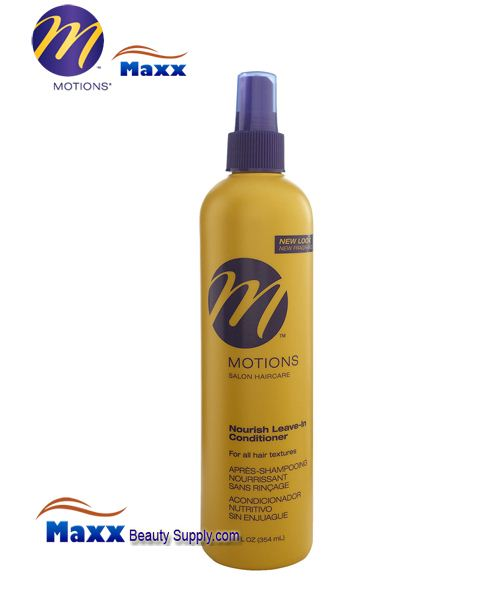 Motions Nourish Leave In Conditioner 12oz - Spray