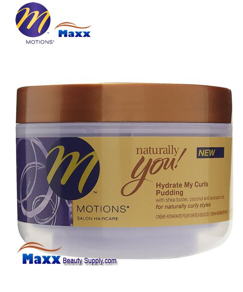 Motions Naturally You Hydrate My Curls Pudding 8oz - Jar