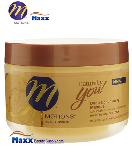 Motions Naturally You Deep Conditioning Masque 8oz - Jar