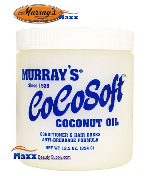 Murray's CocoSoft Coconut Oil hair Conditioner 12.5 oz