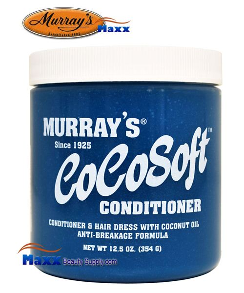 Murray's CocoSoft Leave-in Conditioner 12.5oz(Blue)
