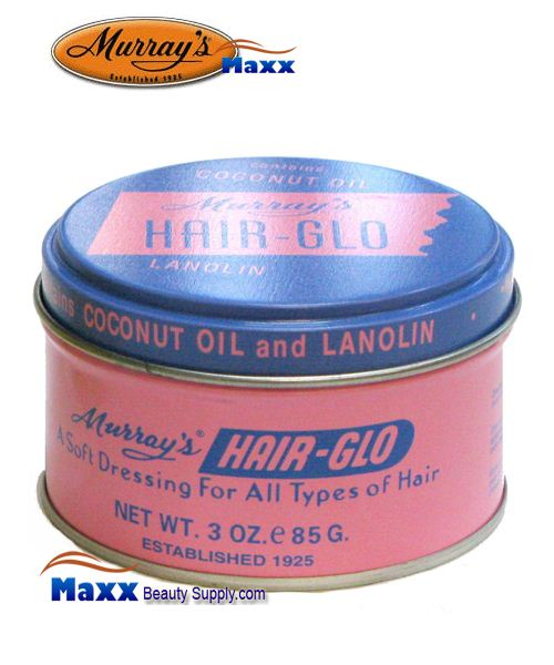 Murray's Hair-Glo Pomade 3oz