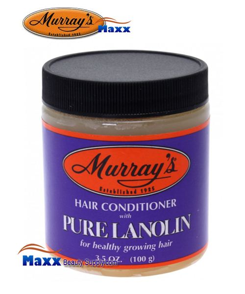 Murray's Hair Conditioner with Pure Lanolin 3.5oz