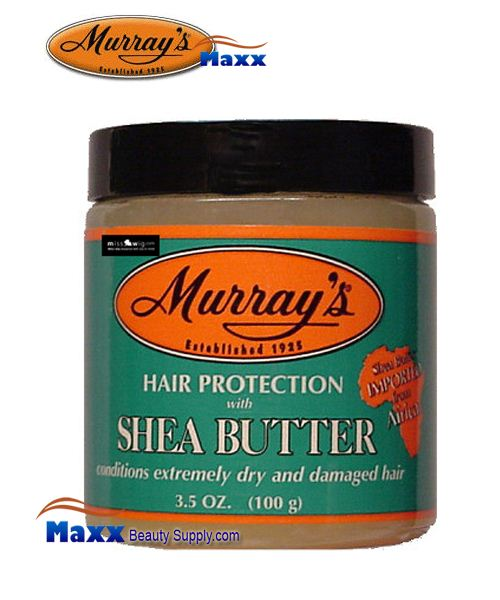 Murray's Hair Protection with Shea Butter 3.5 oz
