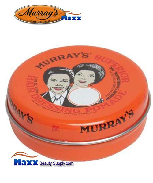Murray's Superior Hair Dressing Pomade 1.12oz