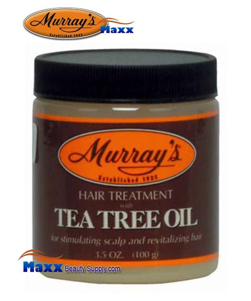 Murray's Tea Tree Oil Hair Treatment 3.5oz