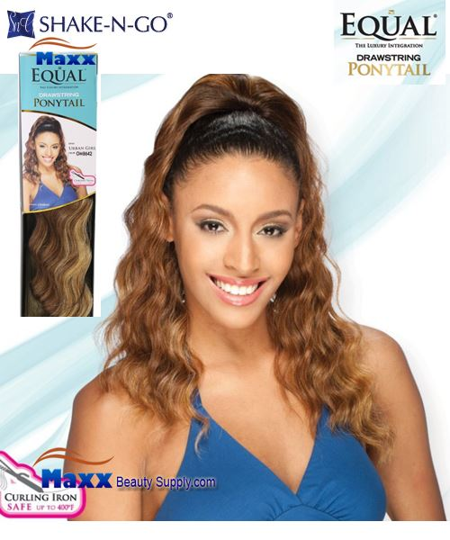 Freetress Equal Synthetic Hair Drawstring Ponytail - Urban Girl