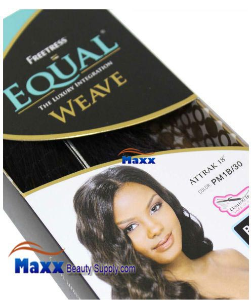 Freetress equal weave synthetic hair attrak 18 999 freetress equal weave synthetic hair attrak 18 pmusecretfo Gallery
